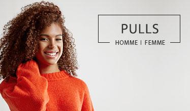 Pulls pour homme et femme