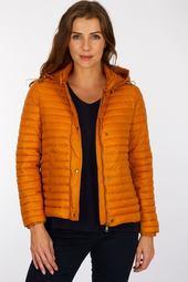 Doudoune Légère Orange Femme Taille 38 - Scottage