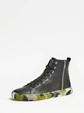 Sneaker Montante Luiss Mid Lacets