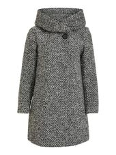 Vila Laine Manteau Women Grey