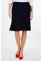 Jupe En Maille Bleu Femme Taille 44 - Scottage