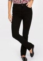 Pantalon Ajusté Noir Femme Taille 40 - Scottage