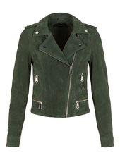 Vero Moda Daim Veste Women Green