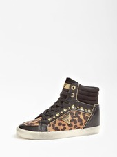 Sneaker Montante Porcia Animal Clous
