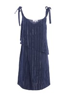 Robe Rayée Bleu Femme Taille 42 - Scottage