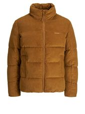 Jack & Jones Velours Côtelé Doudoune Men Brown