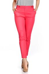 Pantalon De Ville En Coton Stretch