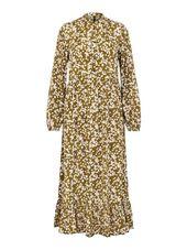 Y.a.s Yasline Robe Longue Women Yellow