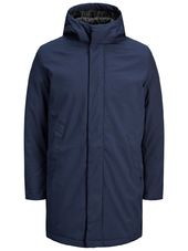 Jack & Jones Hydrofuge Parka Men Blue