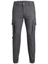 Jack & Jones Paul Flake Sa 1070 Pantalon Cargo Men Grey