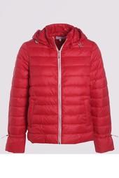 Doudoune Légère Rouge Femme Taille 46 - Scottage