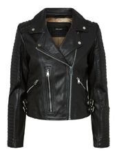 Vero Moda Courte Veste Women Black