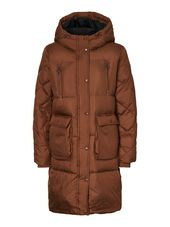 Vero Moda Doudoune Manteau Women Brown
