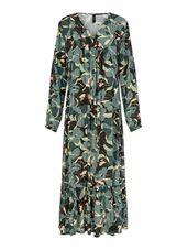 Y.a.s Yasrainforest Robe Longue Women Green