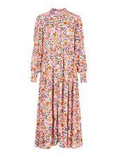 Y.a.s Yasalira Robe Longue Women Pink