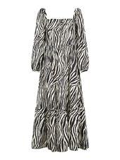 Y.a.s Yaszebrilla Robe Longue Women Black