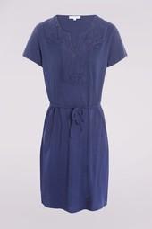 Robe 100% Coton Bleu Femme Taille 1 - Scottage
