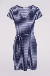 Robe Esprit Marinière Bleu Femme Taille 1 - Scottage