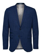 Selected Coupe Slim Simple Boutonnage - Blazer Men Blue