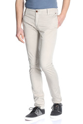 Pantalon Chino Coton Stretch