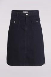 Jupe En Jean Bleu Femme Taille 46 - Scottage