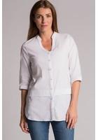 Chemise Longue Blanc Femme Taille 4 - Scottage