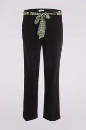 Pantalon 7/8ème Noir Femme Taille 44 - Scottage