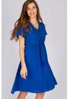 Robe D'été Bleu Femme Taille 38 - Scottage