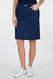 Jupe Denim Bleu Femme Taille 38 - Scottage