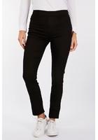 Pantalon Tregging Coupe Slim Noir Femme Taille 40 - Scottage