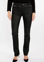 Pantalon Enduit Noir Femme Taille 38 - Scottage