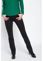 Jeans Coupe Droite Noir Femme Taille 48 - Scottage