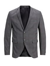 Jack & Jones Garçons Super Slim Blazer Men Grey