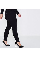 River Island Plus - Molly - Jegging Skinny Noir