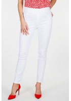 Pantalon Tregging Coupe Slim Blanc Femme Taille 46 - Scottage
