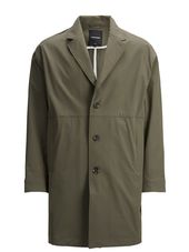Jack & Jones Simple Boutonnage Trench Men Green