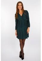 Robe Imprimé Python Vert Femme Taille 38 - Scottage