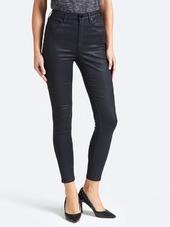 Jeans Skinny Effet Enduit