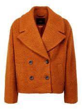 Y.a.s Yasbuckthorn Veste Courte Women Orange