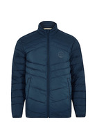 River Island Veste Matelassée Jack & Jones Originals Bleue