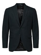 Selected Coupe Slim - Blazer Men Green