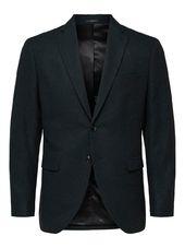 Selected Coupe Slim - Blazer Men Green