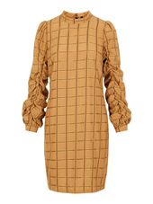Y.a.s Yasanise Robe À Manches Longues Women Yellow
