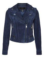 Vero Moda Daim Veste Women Blue