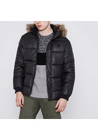 River Island Jack & Jones - Doudoune Core Noire