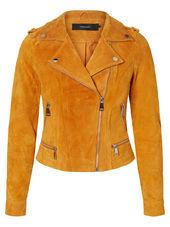 Vero Moda Daim Veste Women Orange