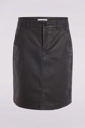 Jupe Droite Noir Femme Taille 48 - Scottage