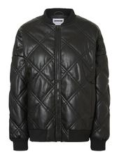 Noisy May Matelassé - Bomber Veste Women Black