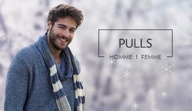 Pulls pour hommes